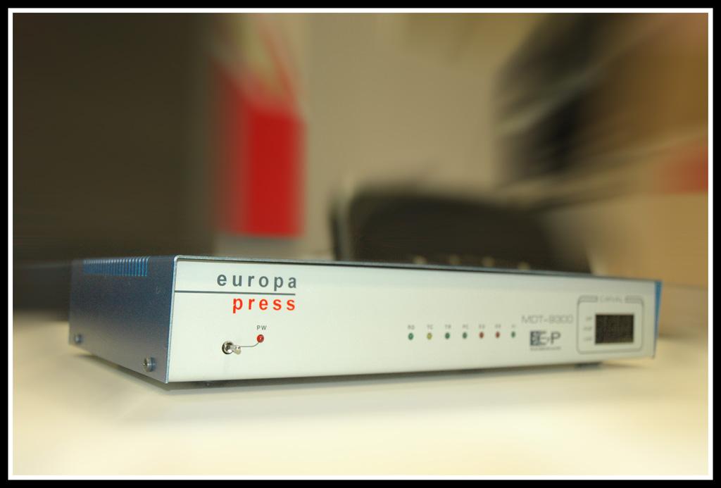 Teletipo de Europa Press