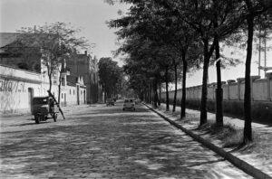 Fachada calle Torneo, 26 en 1960.